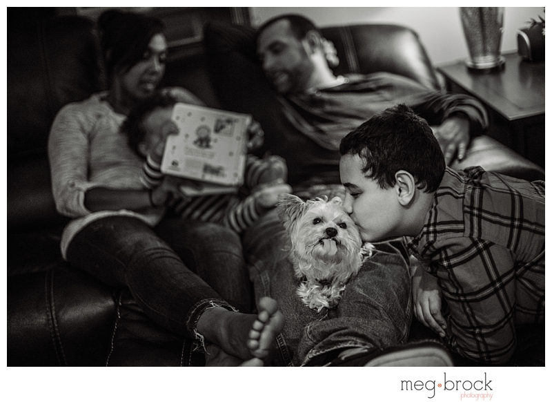 Best Bucks County Newtown Doylestown Pennsylvania Documentary Family Photographer